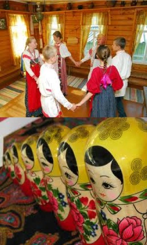 Russian Traditions Meet At The 108
