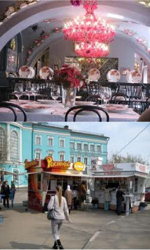 Russian Where to Eat